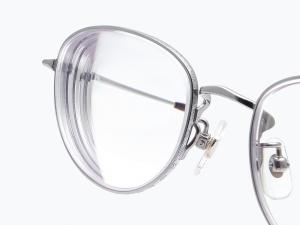 強度近視の眼鏡選び