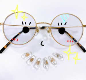 ☆メガネのクリーニングのお話☆