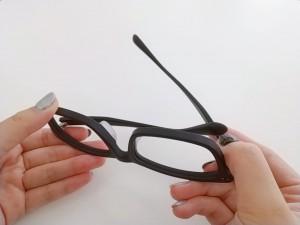 メガネの不思議 語ります☺